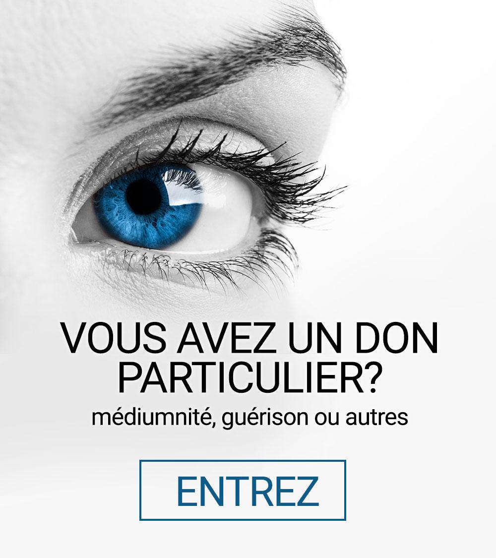 Antoine Boyer - Vous avez un don particulier?